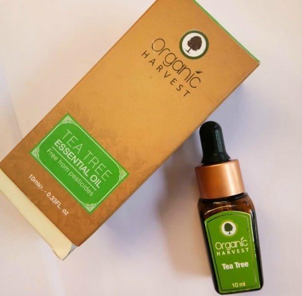 Organic Harvest Tea Tree Oil Review  3
