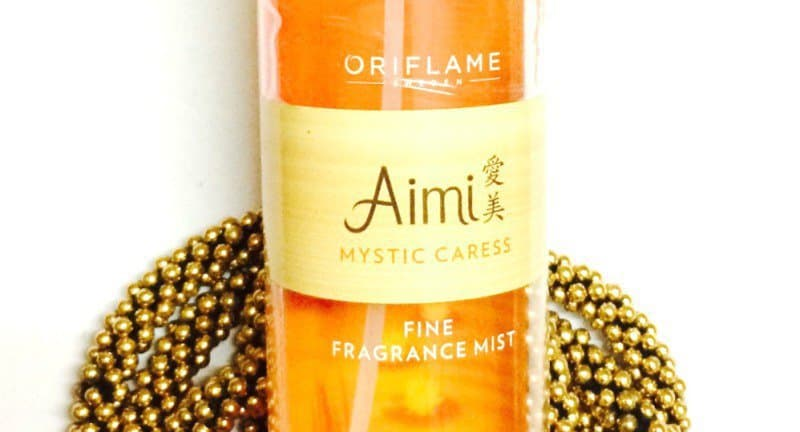 Oriflame Aimi Mystic Caress Fine Fragrance Mist