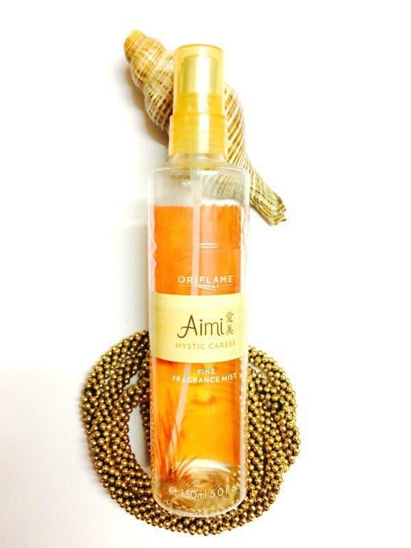 Oriflame Aimi Mystic Caress Fine Fragrance Mist  1