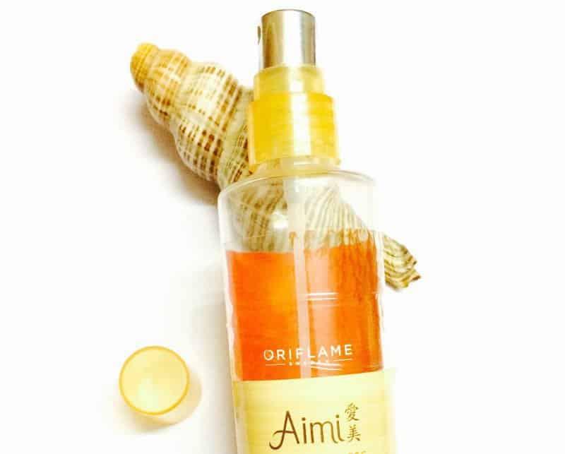 Oriflame Aimi Mystic Caress Fine Fragrance Mist  3