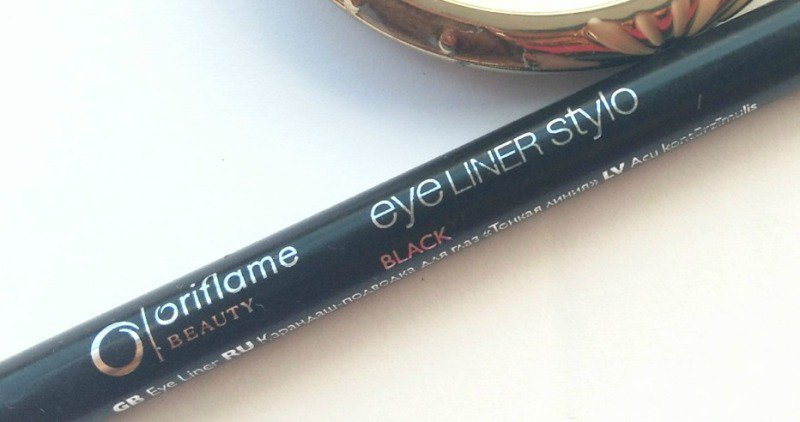 Oriflame Eye Liner Stylo Black 2