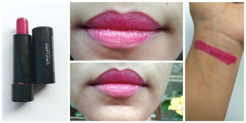 Oriflame Fabulous Fuchsia Pure Colour Intense Lipstick