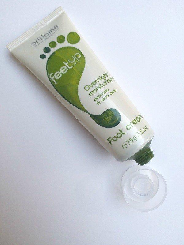 Oriflame FeetUp Foot Cream  1