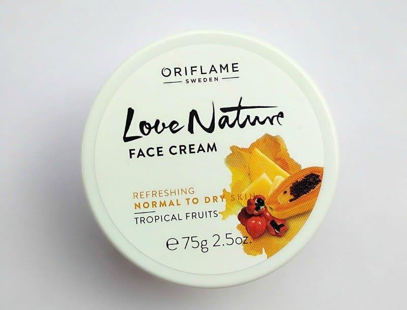 Oriflame Fruit Facial Kit 1