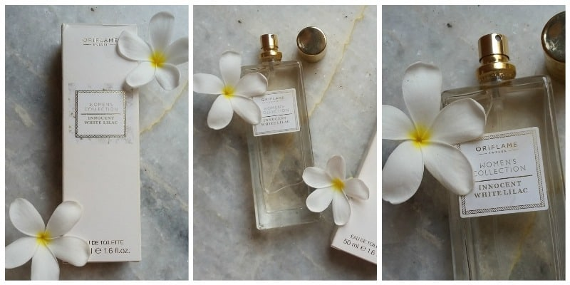 Oriflame Innocent White Lilac Eau De To