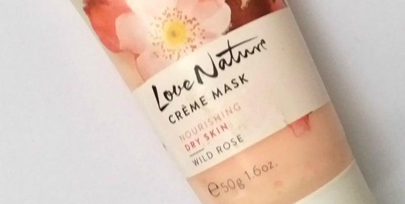 Oriflame Love Nature Wild Rose Crème Mask 1