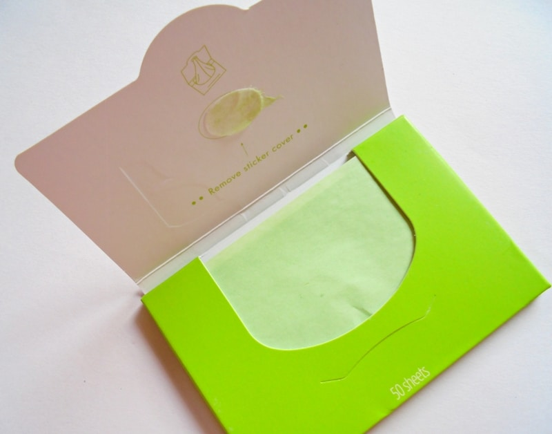 Oriflame Optimals Oxygen Boost Face Blotting Tissues 2