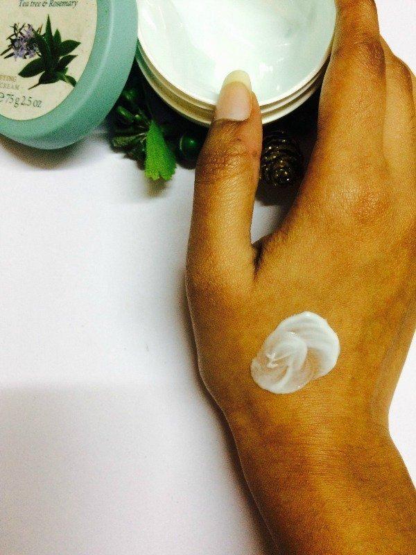 Oriflame Pure Nature Tea Tree & Rosemary Purifying Face Cream 3