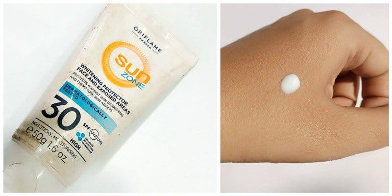 Oriflame Sun Zone Whitening Protector