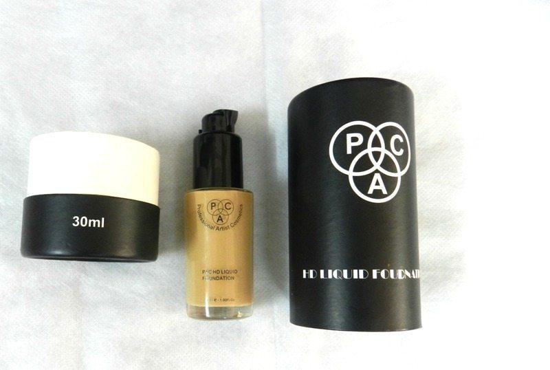 PAC HD Liquid Foundation