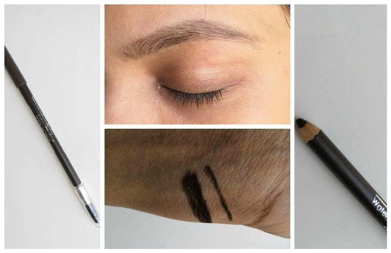 Miss Claire Waterproof Eyebrow Pencil With Mascara Brush
