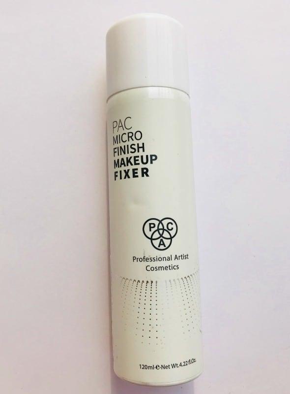 Pac Micro Finish Makeup Fixer