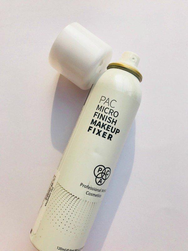 Pac Micro Finish Makeup Fixer  2