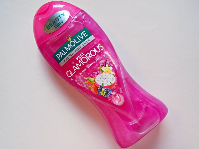 Palmolive Aroma Moments Feel Glamorous Pampering Shower Gel Review 4