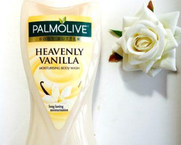 Palmolive Heavenly Vanilla Body Butter Body Wash