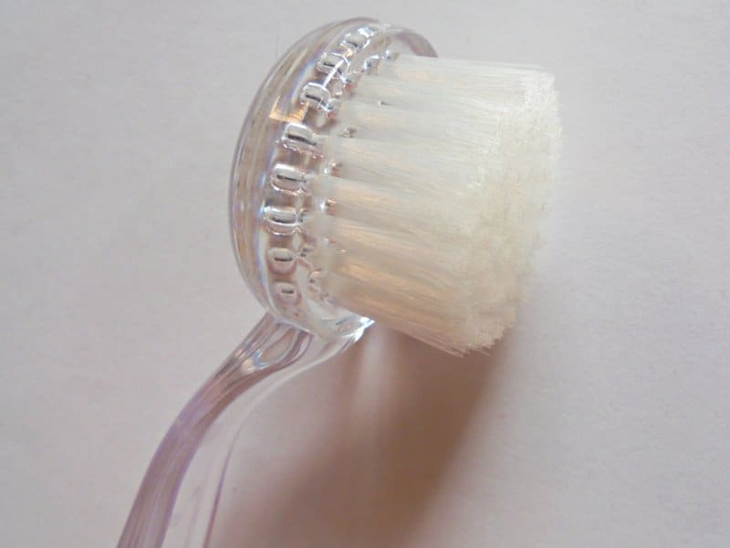 Panache Face Wash Brush Review 5