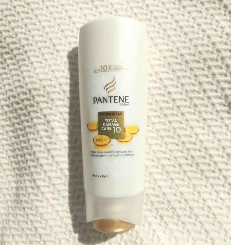 Pantene Pro-V Total Damage Care 10 Conditioner