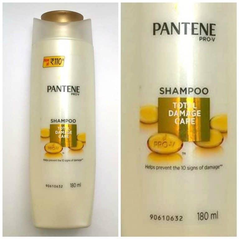 Pantene Pro-V Total Damage Care Shampoo 5