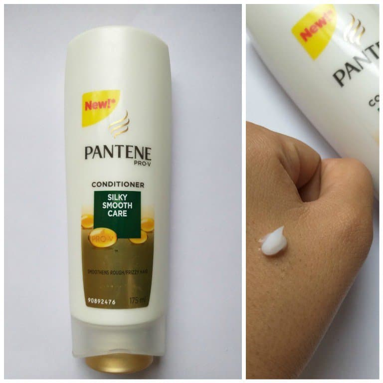 Pantene Silky Smooth Care Conditioner