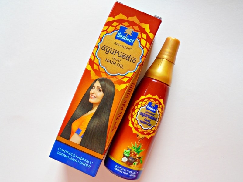 Parachute Advanced Ayurvedic Gold Hair Oil Review