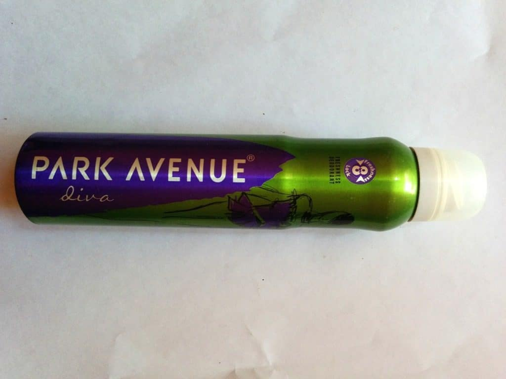Park Avenue Diva Women Deo Review