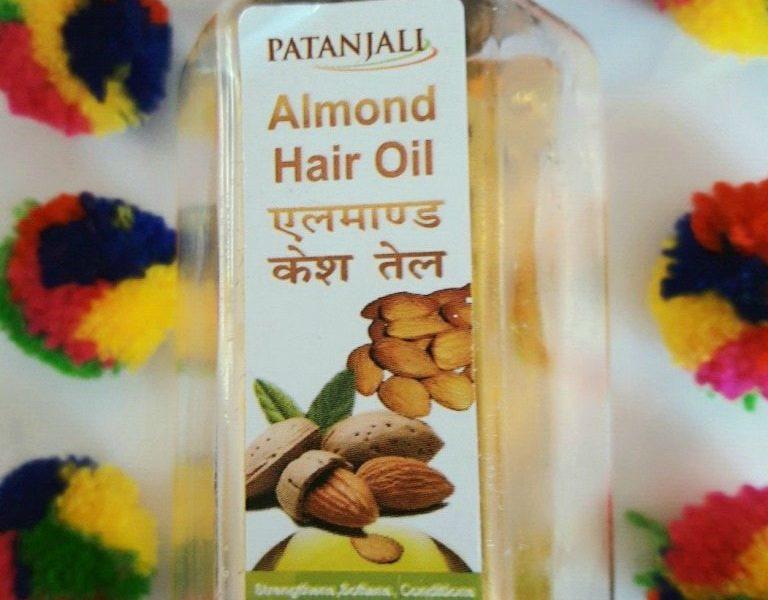 Patanjali Almond Hair Oil Review