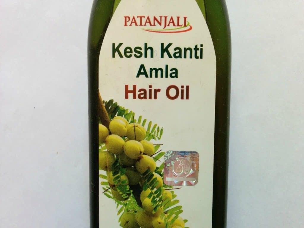 Patanjali Kesh Kanti Amla Hair Oil 1