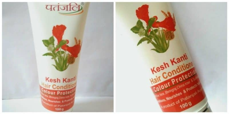 Patanjali Kesh Kanti Colour Protection Hair Conditioner 4