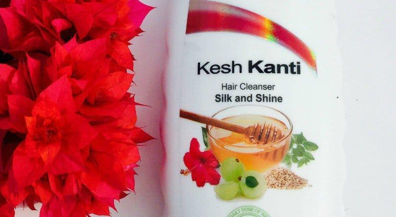 Patanjali Kesh Kanti Hair Cleanser Silk and Shine