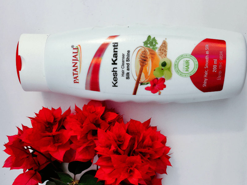Patanjali Kesh Kanti Hair Cleanser Silk and Shine 1