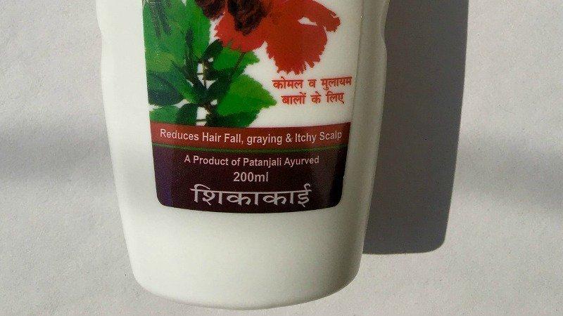 Patanjali Kesh Kanti Shikakai Hair Cleanser 2