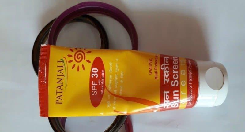 Patanjali Sunscreen SPF 30