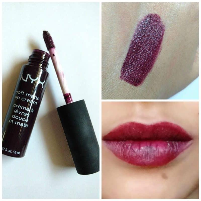 NYX Transylvania Soft Matte Lip Cream 6