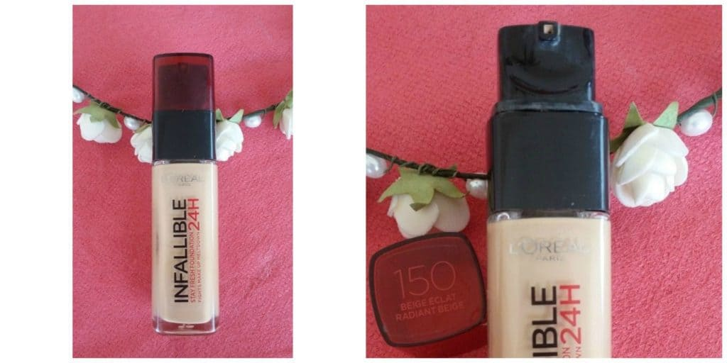 L'Oréal Paris Infallible 24 H Stay Fresh Foundation