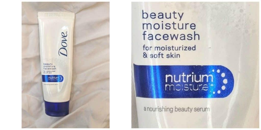 Dove Beauty Moisture Facewash Review
