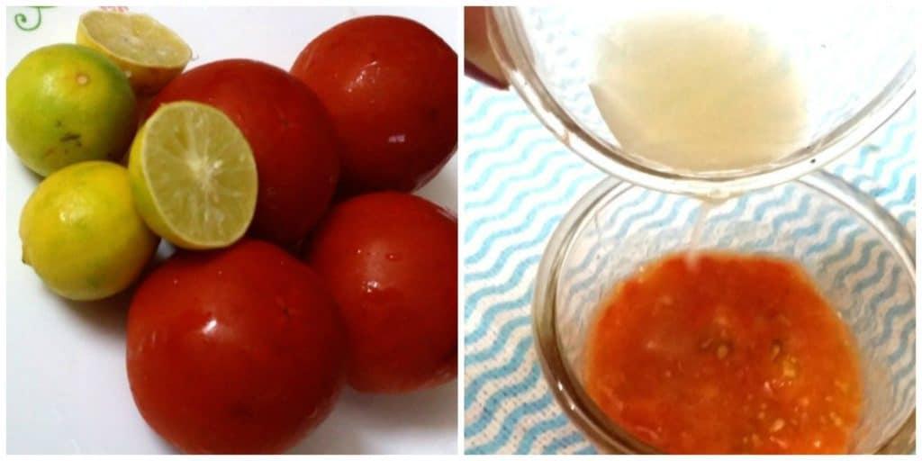 DIY Tomato Toner