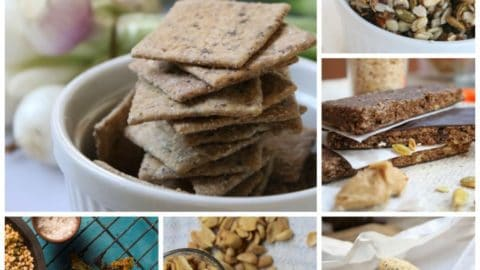 Snackible : Indulge in Some Healthy Snacking