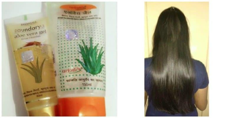 Make Your Own Hair Conditioner Using Patanjali Aloe Vera