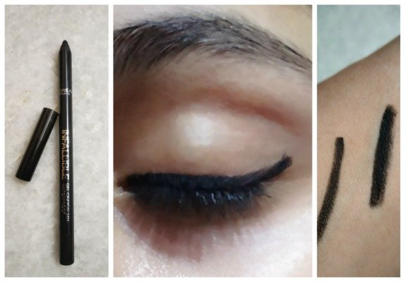 L'oreal Infallible Gel Crayon Back to Black