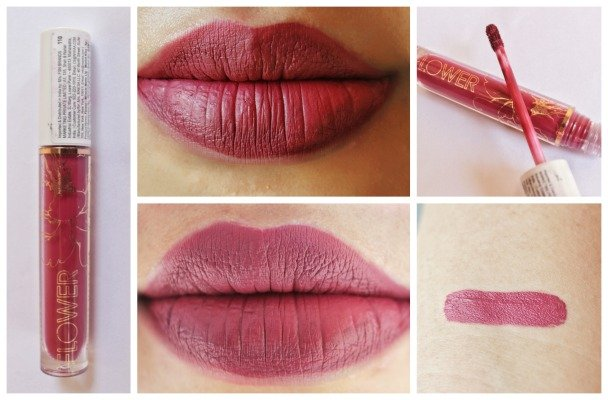 Flower Beauty Miracle Matte Lip Merlot Kiss