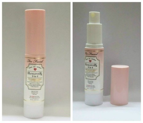 Too Faced  Hangover Rx 3 In 1 Replenishing Primer And Setting Spray
