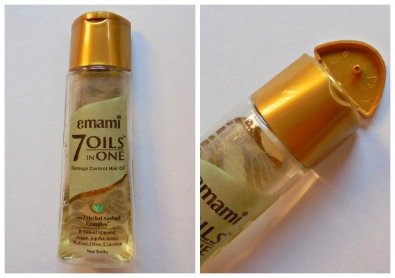 Emami 7 Oil in One Damage Control Hair Oil