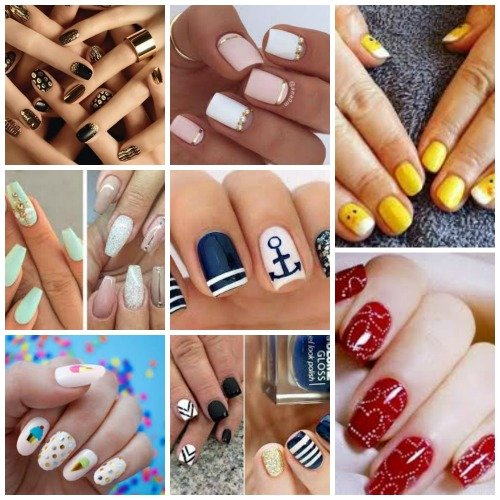Tips For Doing Nail Art At Home