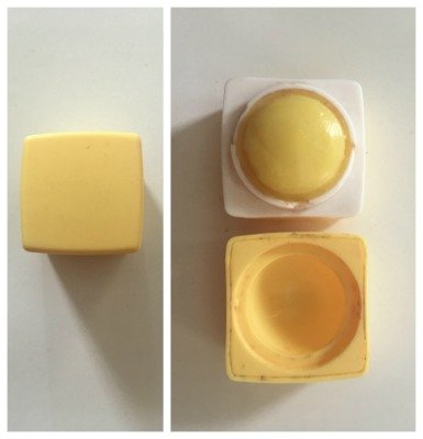 Organic Harvest Lemon Lip Balm