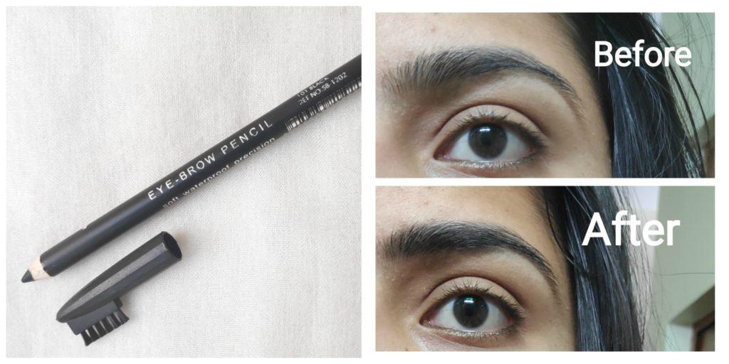 Swiss Beauty Eyebrow Pencil