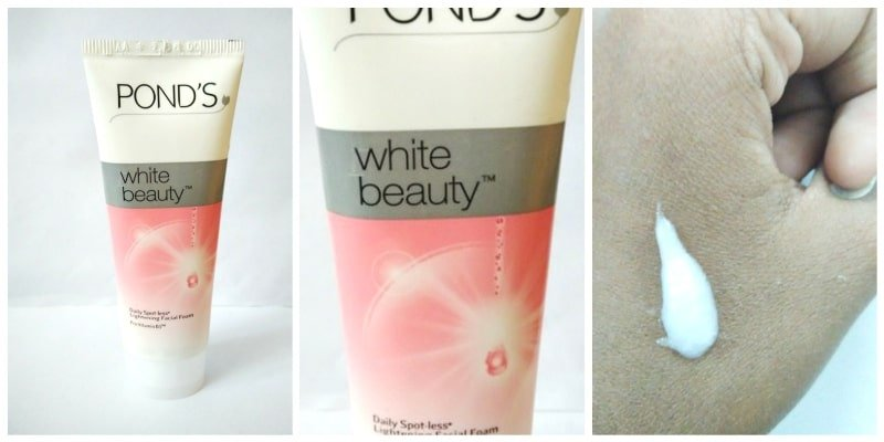 Ponds White Beauty Daily Spotless Lightening Facial Foam