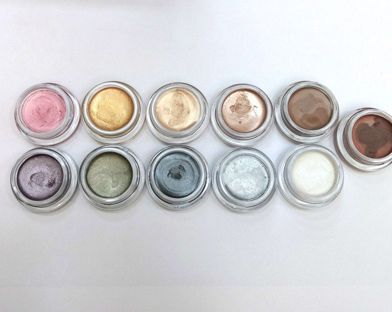 Revlon Colorstay Crème Eyeshadow First Impression And Swatches