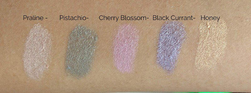Revlon Colorstay Crème Eyeshadow First Impression And Swatches 3
