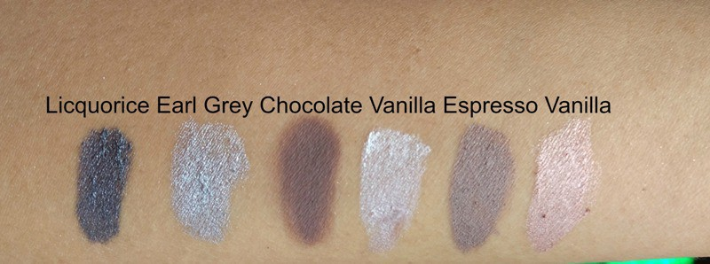 Revlon Colorstay Crème Eyeshadow First Impression And Swatches 4