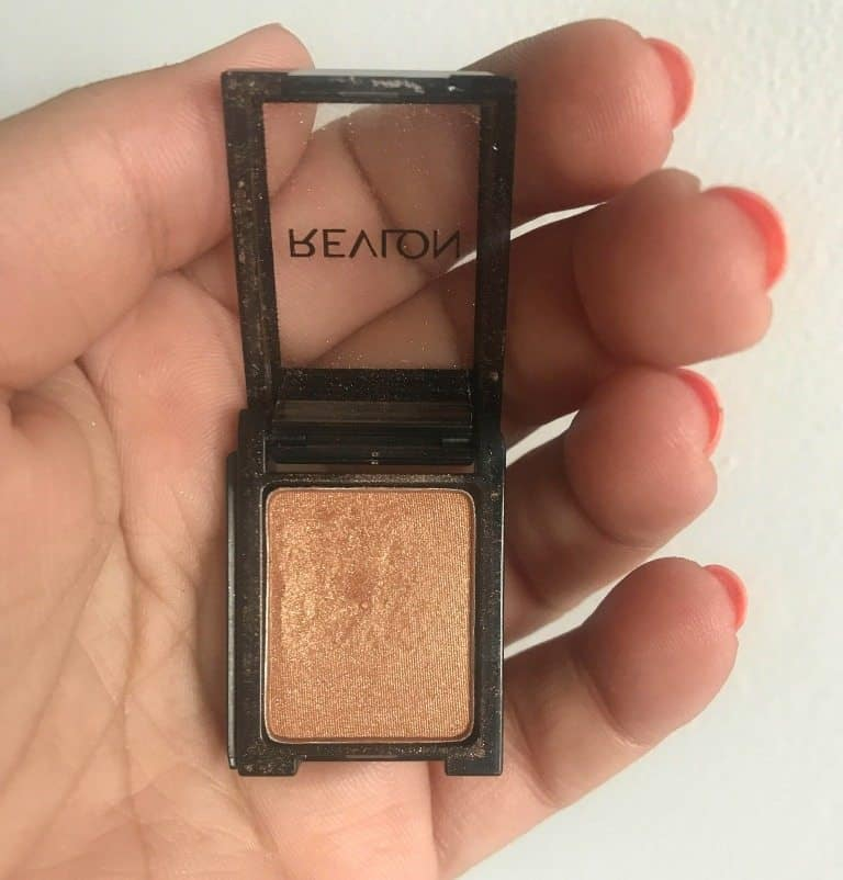 Revlon Colorstay Shadow Links Eyeshadow Copper Review
